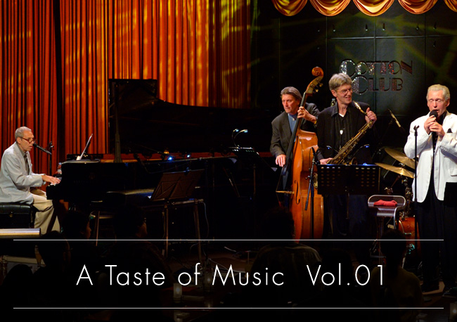 A Taste of Music | vol.01
