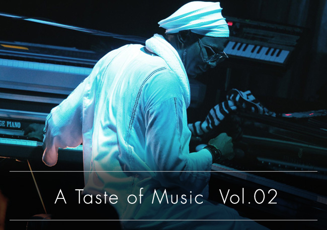 A Taste of Music | vol.02