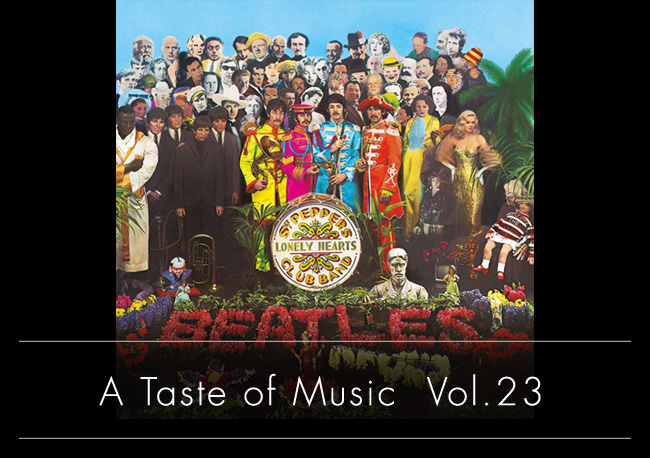 A Taste of Music | vol.23