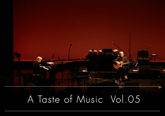 A Taste of Music | vol.05