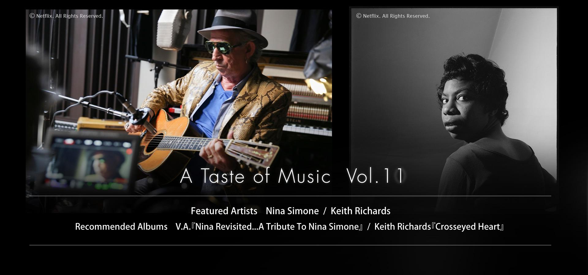 slider image A Taste of Music Vol.11