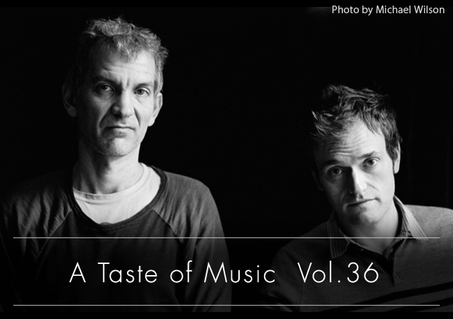 A Taste of Music | vol.36